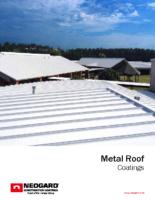 Neoguard – BROCHURE – Metal Roof